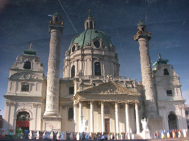 First Reflections on Karlskirche