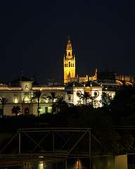 Bullring and Giralda