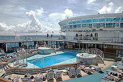 Crown Princess Deck (2009)