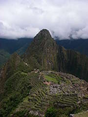 Machu Picchu (traditional shot)