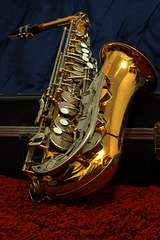 My Sax (Color)