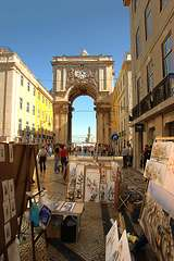 Pictures of Pictures of Lisbon